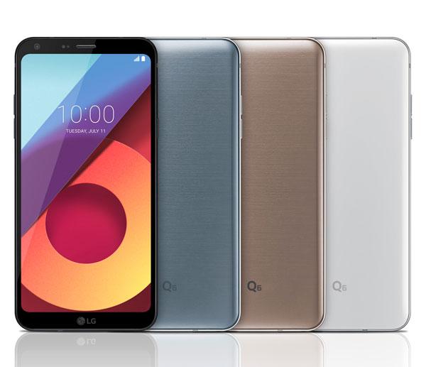 LG Q6 Vodafone