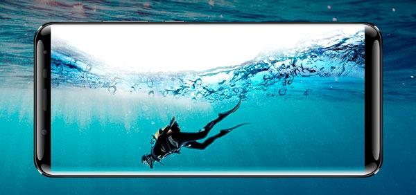 lanzamiento Oukitel K5000 pantalla