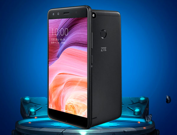 ZTE Blade A3, doble cámara para selfies y gran batería por 100 euros