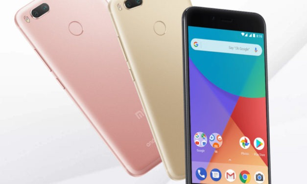 El Xiaomi Mi A1 recibe la actualización de Android 8.0 Oreo