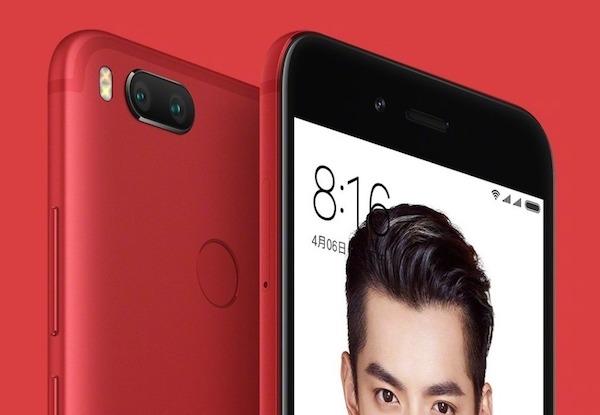 Xiaomi prepara una edición especial del Xiaomi Mi 5X