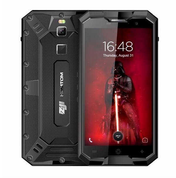 Zoji Z8, así es el móvil inspirado en Darth Vader