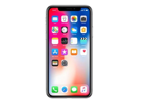 Apple reconoce los problemas que podría sufrir la pantalla del iPhone X