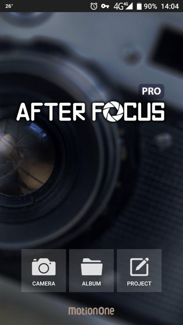 Como usar After Focus