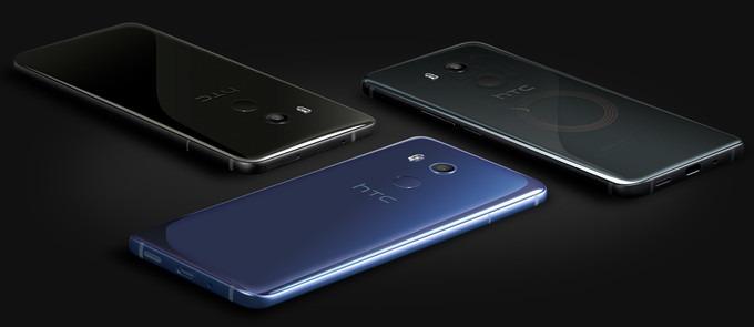 HTC U11 Plus trasera
