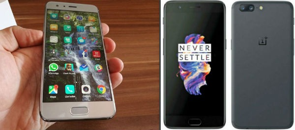 Comparativa Honor 9 VS OnePlus 5