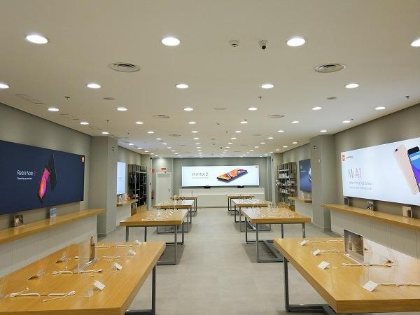 Xiaomi en Madrid
