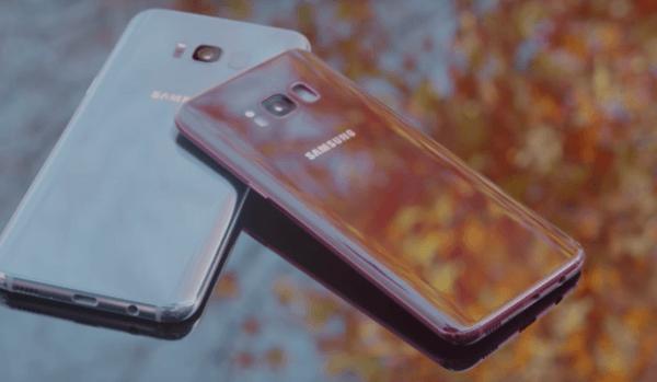 El Samsung Galaxy S8 llega en un nuevo color