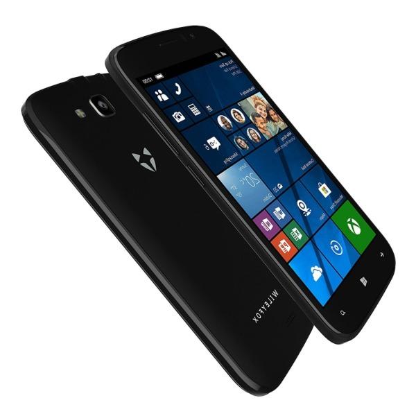 WileyFox sorprende con un móvil con el moribundo Windows 10
