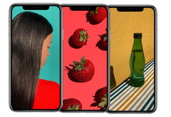 iPhone X camara