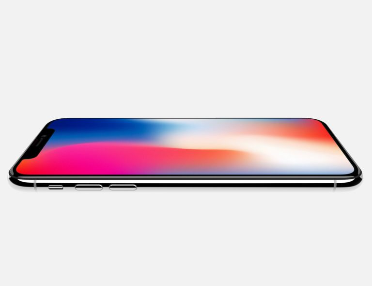 iPhone X potencia
