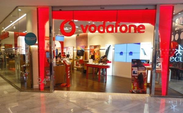 Vodafone alcanza los 3,3 millones de clientes de banda ancha
