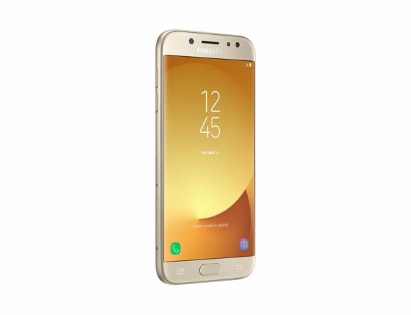 Aparece la lista completa de especificaciones del Galaxy™ J5 Prime 2017