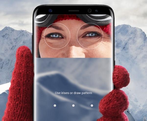 El Samsung Galaxy S10 podría eliminar definitivamente el sensor de iris