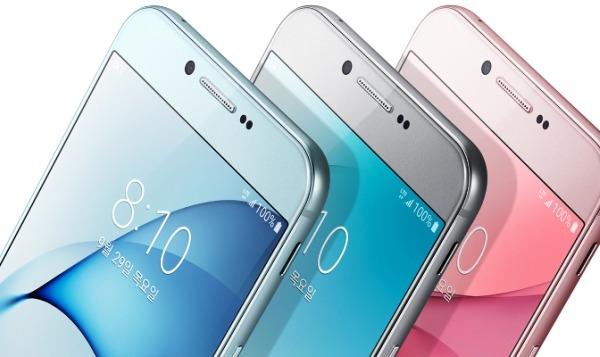 Estos podrían ser los colores del Samsung Galaxy A8 2018