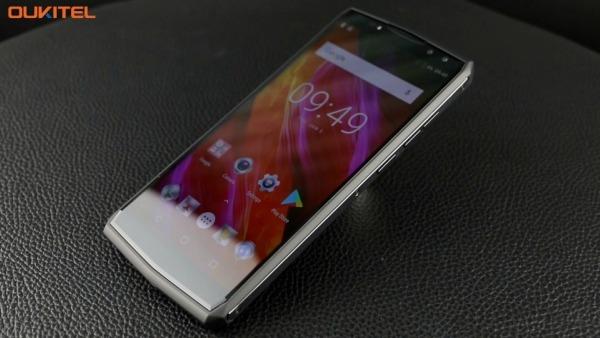 Oukitel K10, un móvil con una semana de autonomía