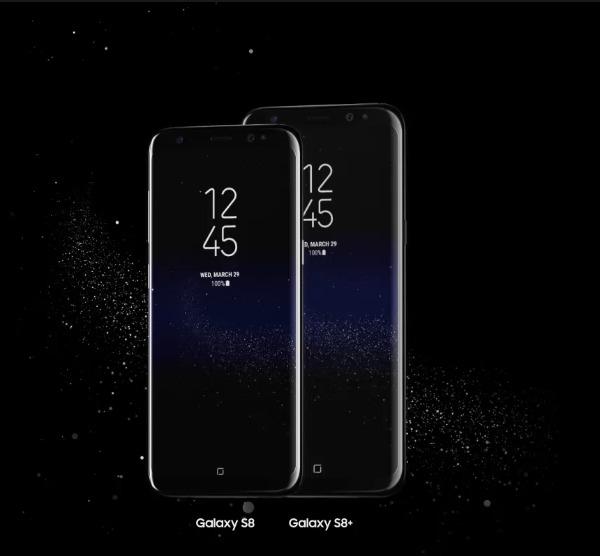 Samsung Galaxy™ S8 y S8+ comparados