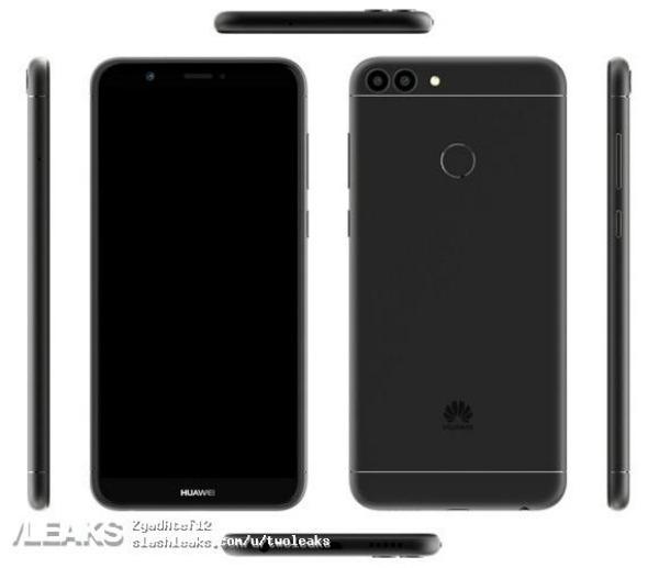 Se filtran el diseño y las especificaciones del Huawei Enjoy 7S