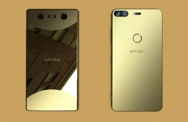 Sony Xperia™ sin marcos