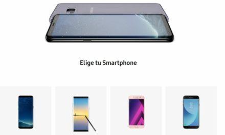 Un repaso por el catálogo de móviles Samsung lanzados este año