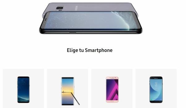 Un repaso por el catálogo de celulares Samsung™ lanzados este año