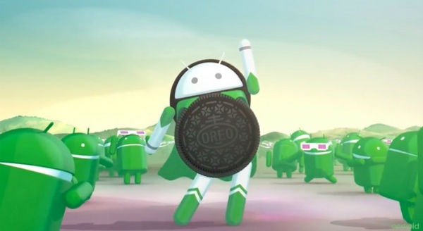 Android 8 en móviles LG