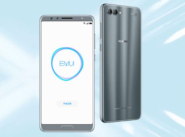 lanzamiento Huawei™ Nova 2S pantalla