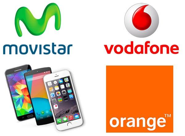 Promociones y ofertas de Navidad en Movistar, Orange y Vodafone