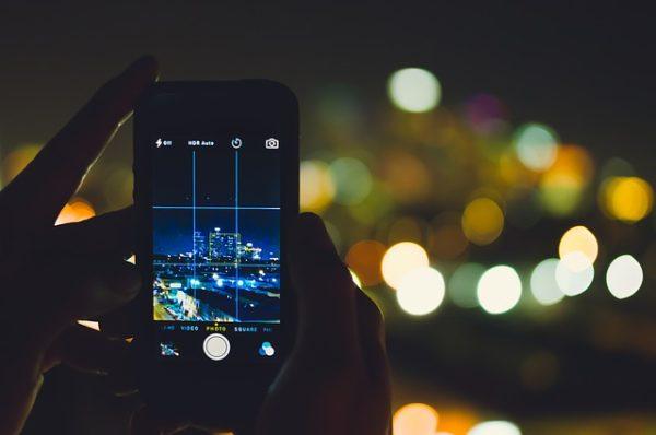 5 celulares para hacer buenas fotos de noche