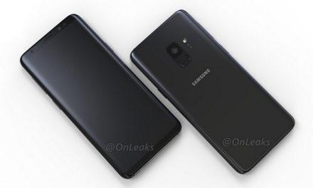 El lector de huellas del Samsung Galaxy S9 cambiará su posición