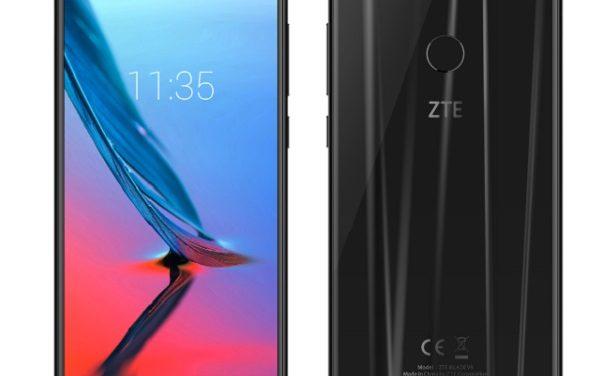 El ZTE Blade V9 aparece con todos sus datos en la web oficial