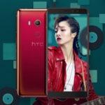HTC U11 Eyes, nuevo móvil con pantalla infinita y cámara dual para selfies