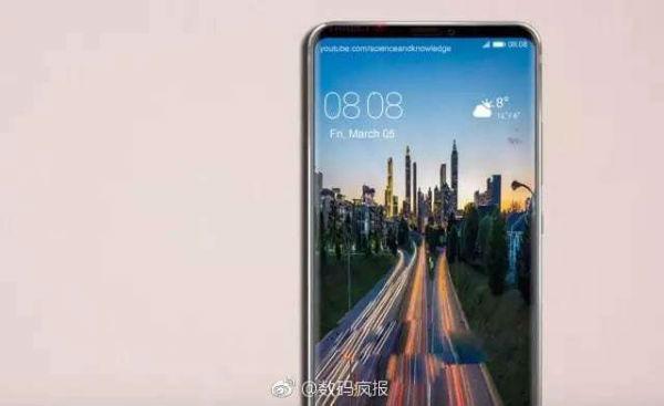 Aparecen nuevos detalles del Huawei P20