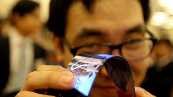El teléfono plegable de Samsung podría llegar a final de año