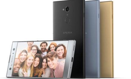El Sony Xperia XA2 Ultra se pone a la venta en Europa