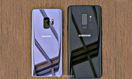 Así sería la carcasa trasera tipo espejo del Samsung Galaxy S9 y S9+