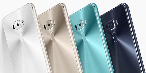 El Asus ZenFone 5 Lite aparece en imágenes con cuatro cámaras