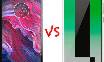 Comparativa Motorola Moto X4 vs Huawei Mate 10 Lite
