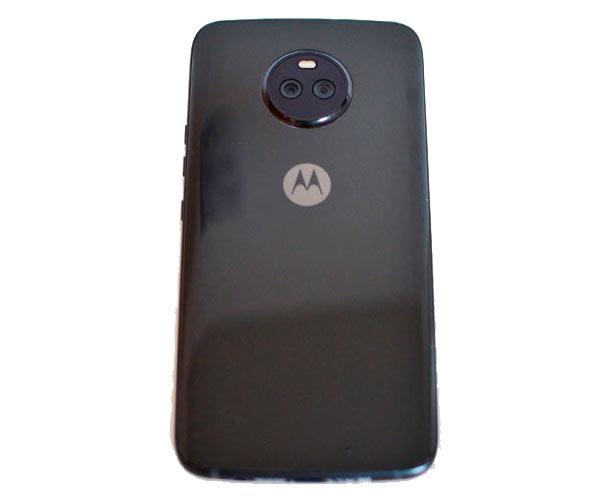 comparativa Motorola™ Moto™ X4 vs Huawei™ Mate diez Lite trasera Moto™ X4