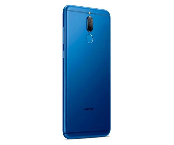 comparativa Motorola™ Moto™ X4 vs Huawei™ Mate diez Lite trasera Huawei™ Mate diez Lite