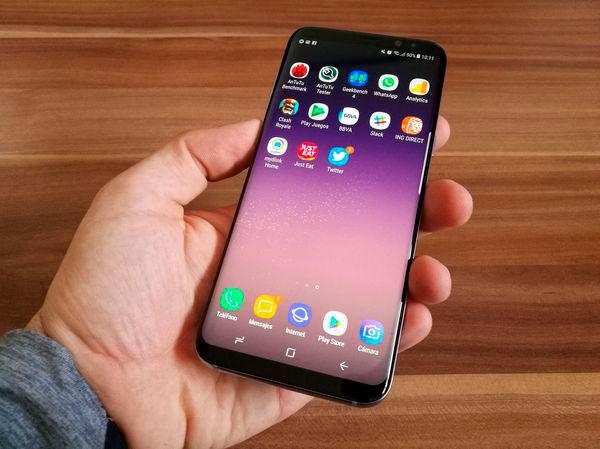 Comparativa Samsung Galaxy A8 2018 vs Samsung Galaxy S8 procesador S8