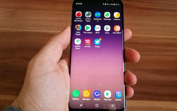 Estas son las novedades de la nueva interfaz para el Samsung Galaxy S8