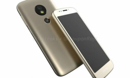 Este es el primer vídeo del que podría ser el Motorola Moto E5