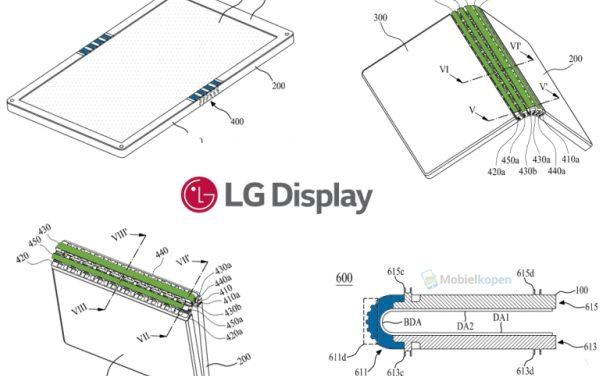 LG podría estar preparando un móvil plegable junto a Apple
