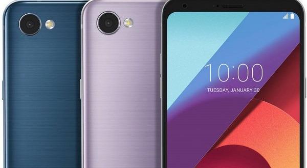 Nuevos colores utilizables para el LG Q6 y LG G6
