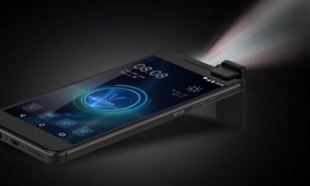Moviphone, el teléfono con un proyector integrado