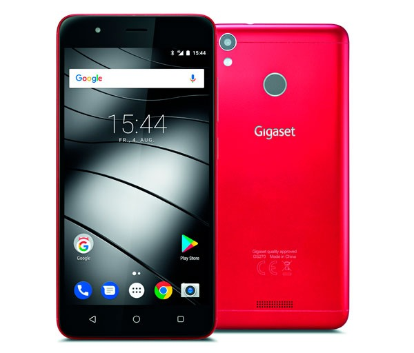Gigaset GS270, edición limitada del móvil en rojo por San Valentín
