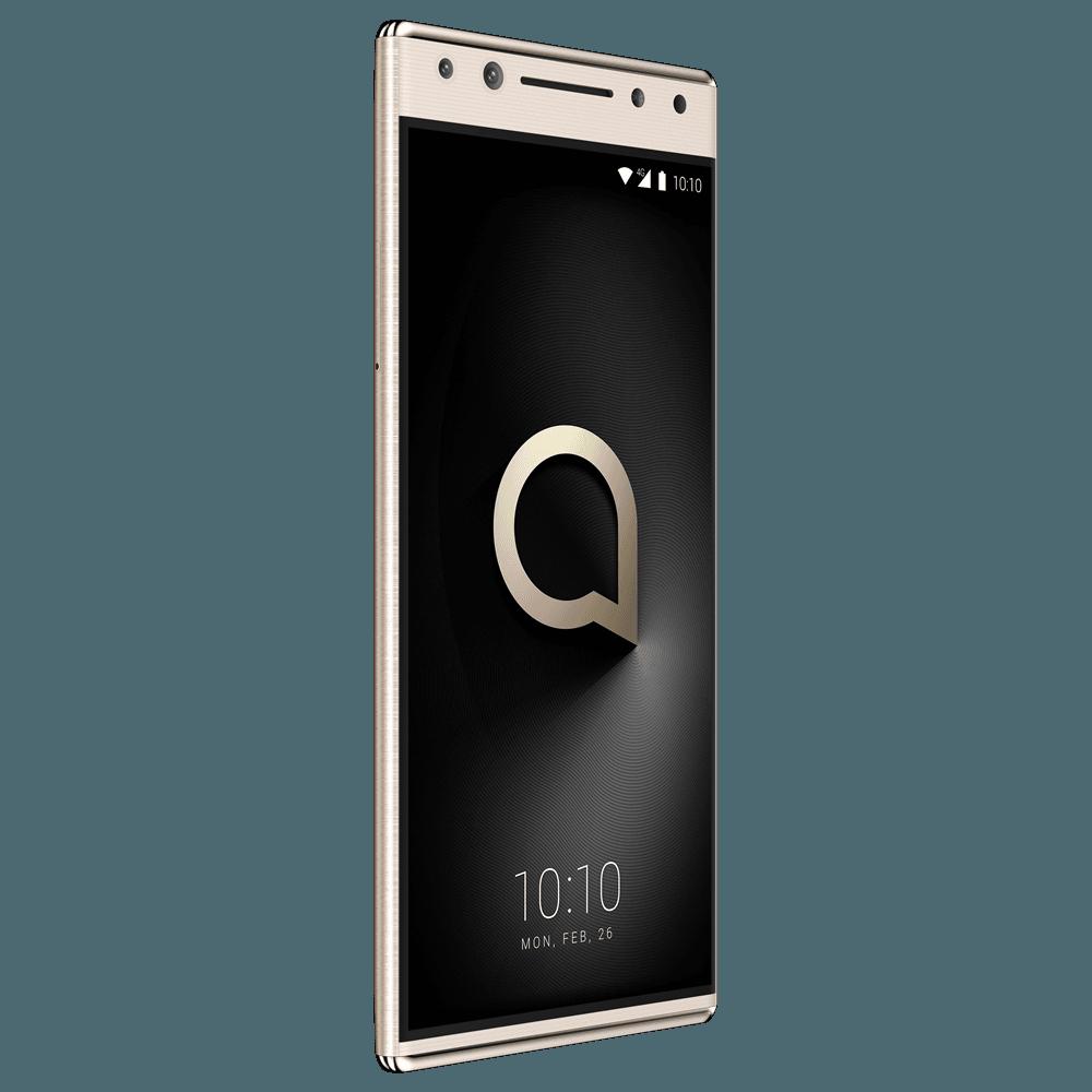 Alcatel 5, un móvil con reconocimiento facial y pantalla 18:9