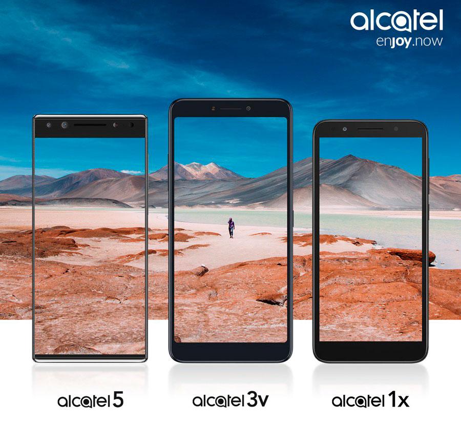 Alcatel confirma los móviles que presentará en el MWC