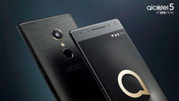 Alcatel confirma móviles del MWC Alcatel 5